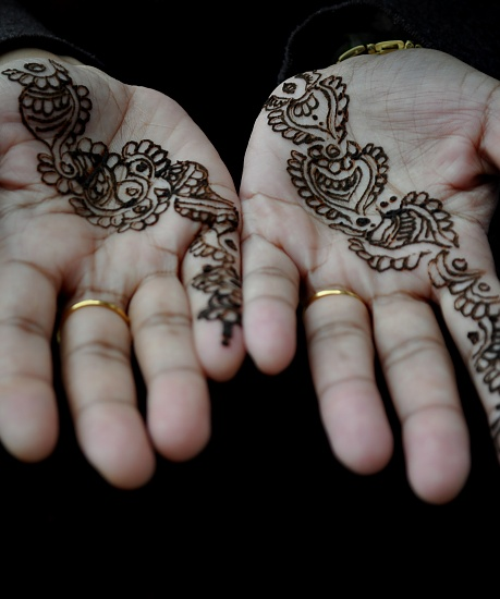 Mehndi by andycoleborn