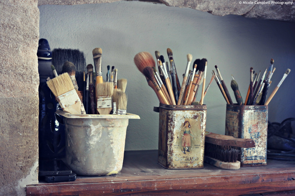 French Brushes by nicolecampbell