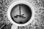 15th Apr 2014 - Signs in my coffee