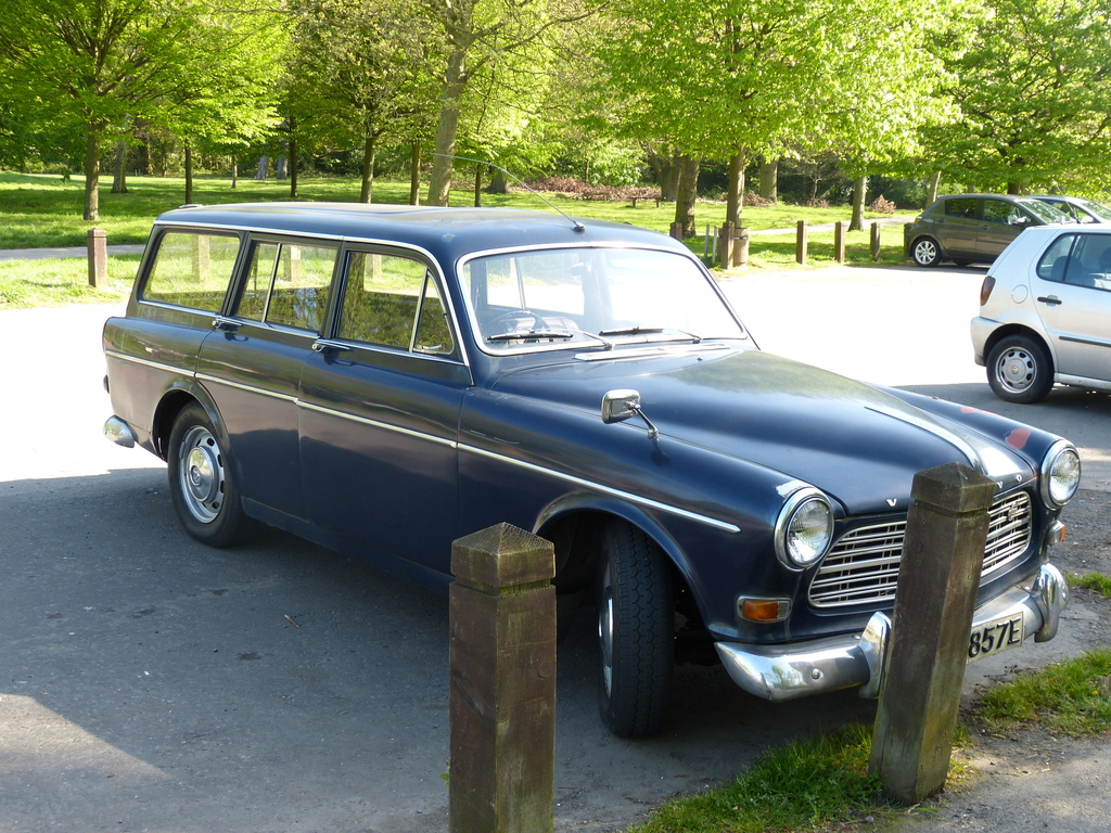 Volvo Amazon Estate Car by snoopybooboo
