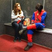 16th Apr 2014 - The Amazing Spider-Man