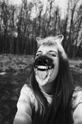 18th Apr 2014 - Laugh Like a Hyena!