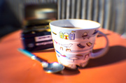 19th Apr 2014 - Cup of tea and a biscuit