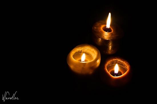 Shine a light by vikdaddy