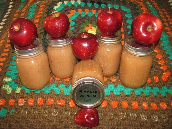 Applesauce by rrt