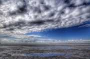 21st Apr 2014 - Sand and clouds