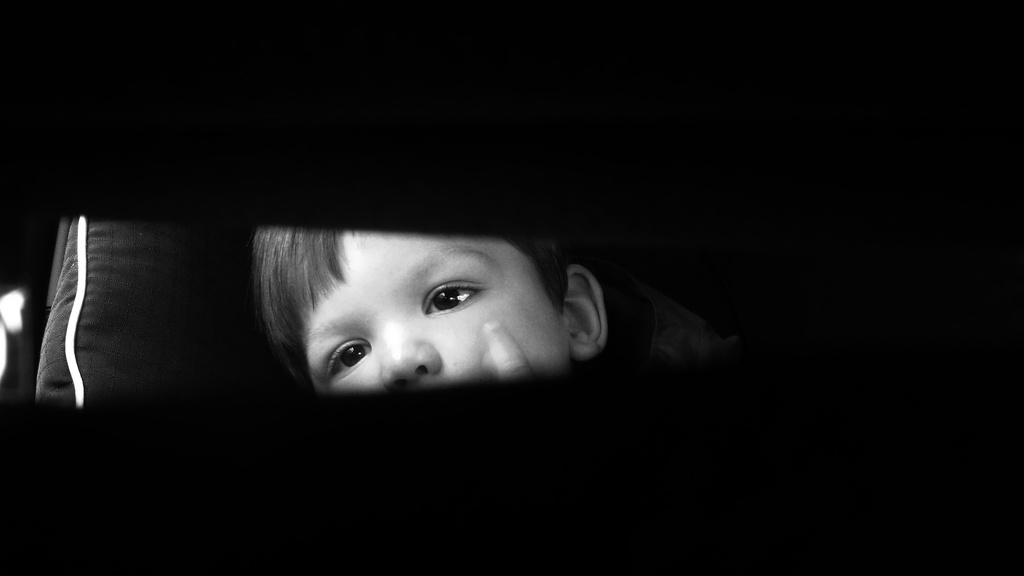 I spy with my little eye.... by newbank