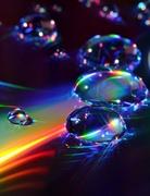 25th Apr 2014 - Rainbow droplets 1