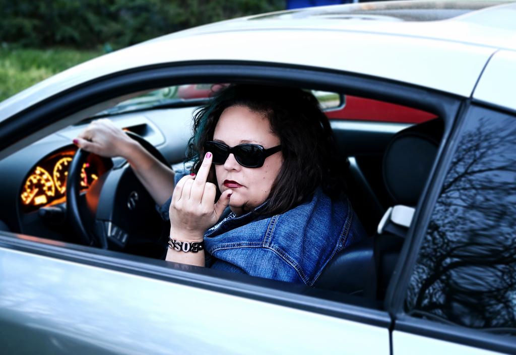 Road Rage by fiveplustwo