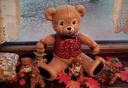 3rd Oct 2010 - Teddy Bears