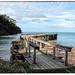 Hicks Bay Wharf by rustymonkey