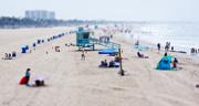 27th Apr 2014 - Tilt-shift Beach
