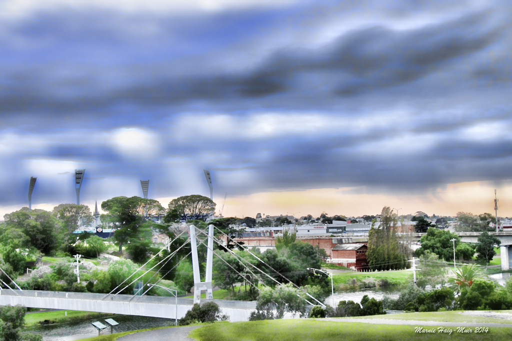 Geelong, from the south by golftragic
