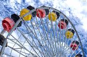 29th Apr 2014 - Big Wheel