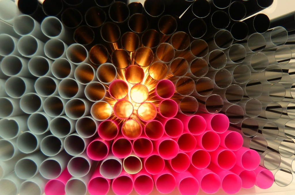 Appoint-4-April. Drinking Straws. Shine a light. by wendyfrost