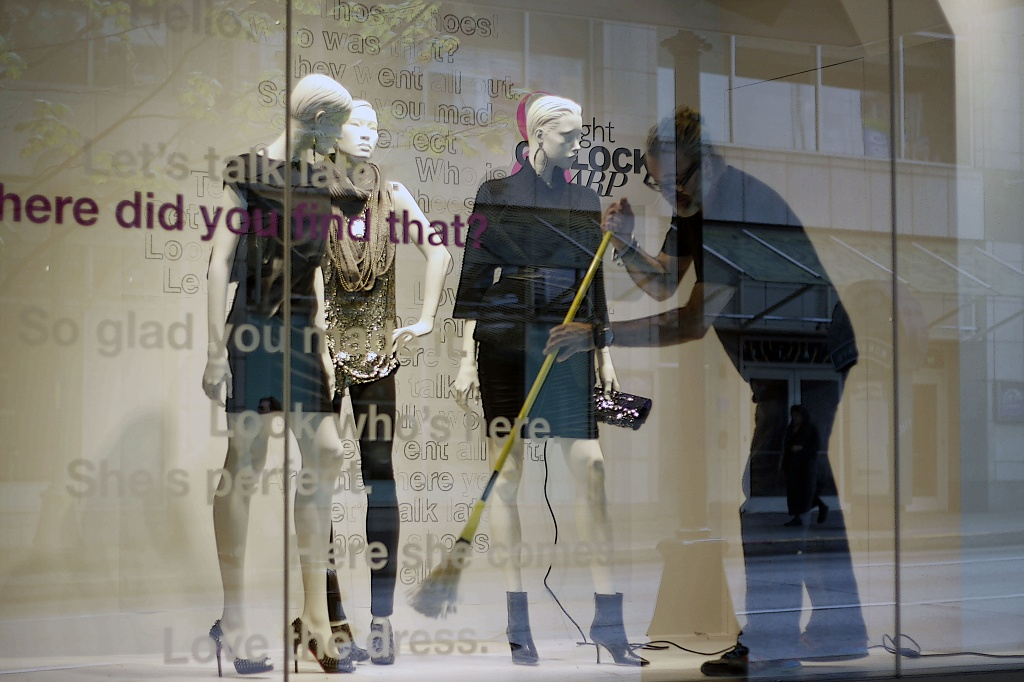 Cleaning Up After Dirty Mannequins by seattle