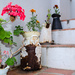 Staircase decoration by salza
