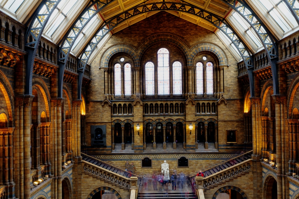 2014 05 01  - Natural History Museum by pixiemac