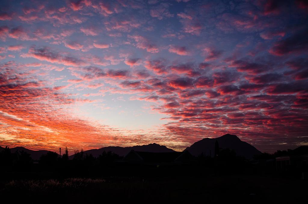 Sunset 2 May 2014 by salza