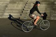 3rd May 2014 - Cyclist