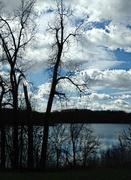 3rd May 2014 - Cloudy Lake