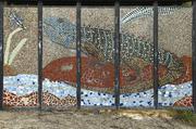 4th May 2014 - Bus Shelter Mosaic