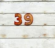 5th May 2014 - Thirty-nine