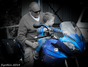 6th May 2014 - Boys and their toys