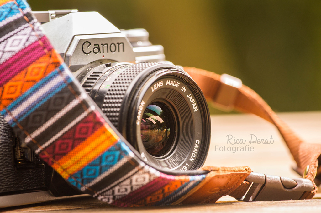 colourful camerastraps #6 by ricaa