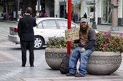 6th Oct 2010 - Working As A Honest Beggar