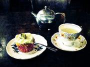 9th May 2014 - Bliss = tea and cupcakes at Floriditas