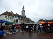 8th May 2014 - Rainy market day