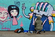 10th May 2014 - Street Artist