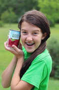 8th May 2014 - She got Beets for her Birthday