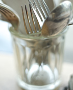 14th May 2014 - Cafe cutlery