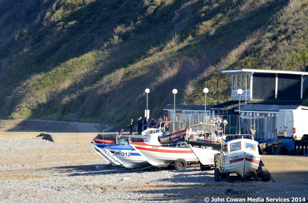 Fishing boats by motorsports