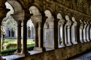 16th May 2014 - Arches in the Cloisters