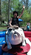 Bull Riding on 365 Project