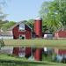 Farm in Spring by mccarth1