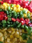 17th May 2014 - Colourful Dinner