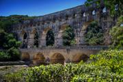 18th May 2014 - La Pont du Gard Aqueduct