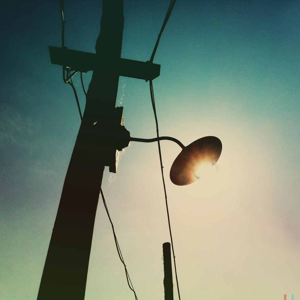 Sun in a bulb by mastermek