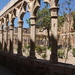 Castle cloisters at Morella by busylady