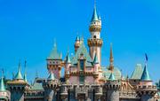16th May 2014 - (Day 92) - Blue Skies at the Magic Kingdom