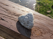 19th May 2014 - Heart Rock
