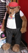 """7th Oct 2010 - Bear at """"WOW"""" - Sight & Sound Superstore"""