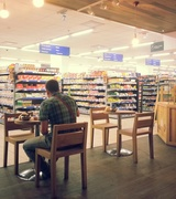 20th May 2014 - Supermarket Cafe