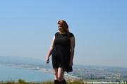 25th Jun 2014 - Girl on a Hill