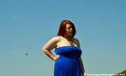 26th Jun 2014 - Girl on a Summer's day