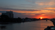 23rd May 2014 - Sunset
